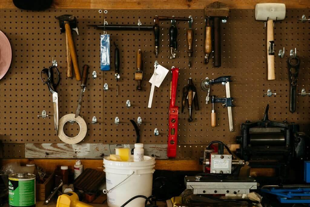 La caja de herramientas del escritor