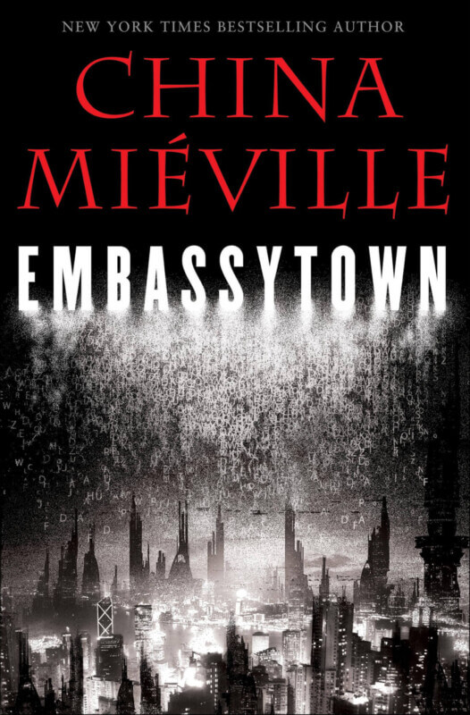 Embassytown, de China Miéville